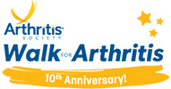 2019 Walk for Arthritis